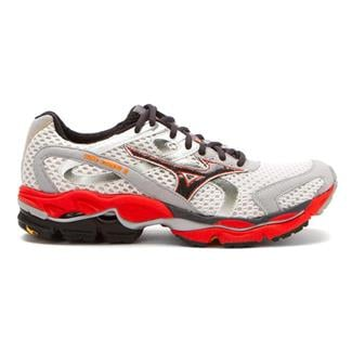 Mizuno Wave Enigma 2 White / Anthracite