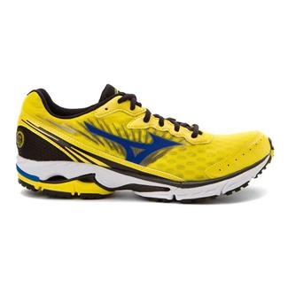 Mizuno Wave Rider 16 Blazing Yellow / Imperial Blue