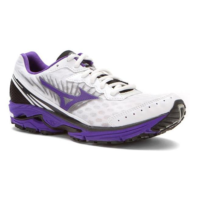 Mizuno Wave Rider 16 White / Ultraviolet