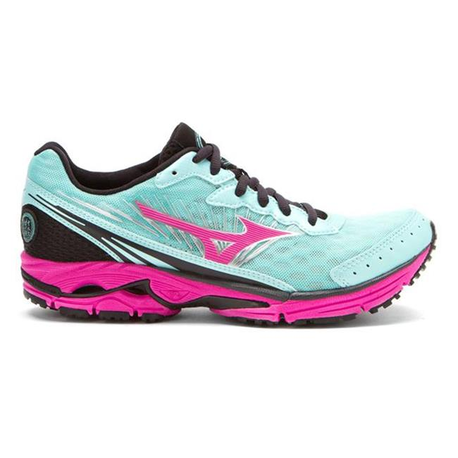 Mizuno Wave Rider 16 Aruba Blue / Electric
