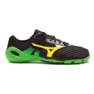 Mizuno Wave Evo Levitas Anthracite / Blazing Yellow