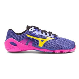 Mizuno Wave Evo Levitas Amparo Blue / Blazing Yellow