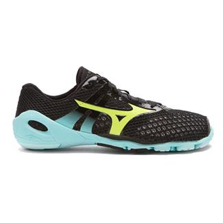 Mizuno Wave Evo Levitas Anthracite / Lime Punch