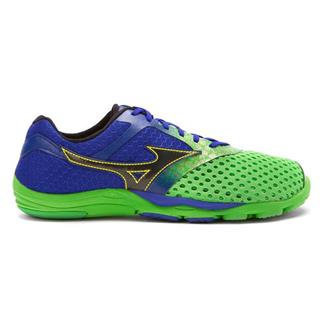 Mizuno Wave Evo Cursoris Classic Green / Anthracite