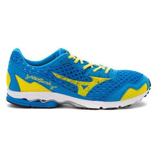 Mizuno Wave Ronin 5 Dude Blue / Blazing Yellow