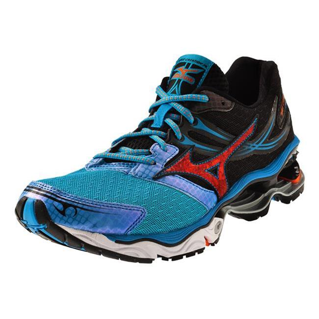 Mizuno Wave Creation 14 Dude Blue / Vibrant Orange