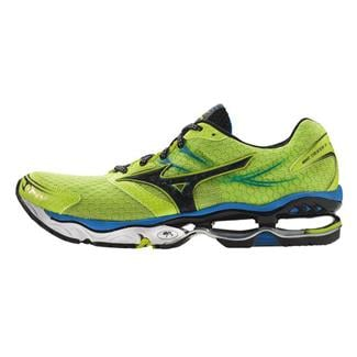 Mizuno Wave Creation 14 Lime Punch / Imperial Blue
