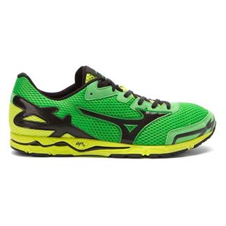 Mizuno Wave Musha 5 Classic Green / Anthracite