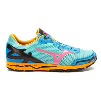 Mizuno Wave Musha 5 Aruba Blue / Electric