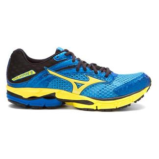Mizuno Wave Inspire 9 Malibu Blue / Blazing Yellow