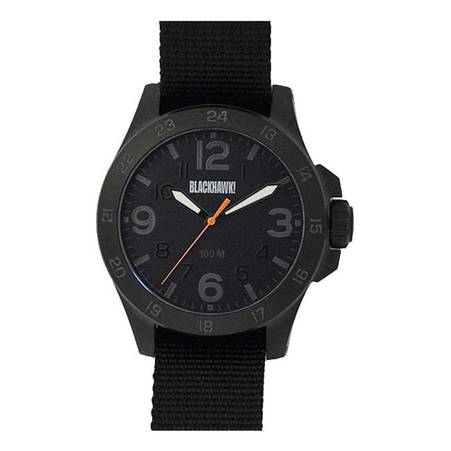 Blackhawk Field Operator Watch Black / Orange / Gray