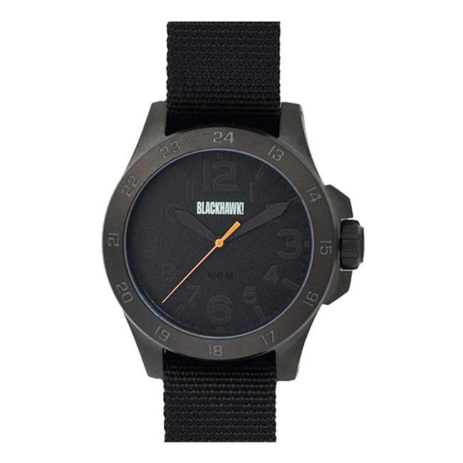 Blackhawk Field Operator Watch Black / Orange