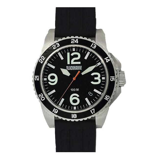 Blackhawk Advanced Field Operator Watch Stainless / Orange / Luminous