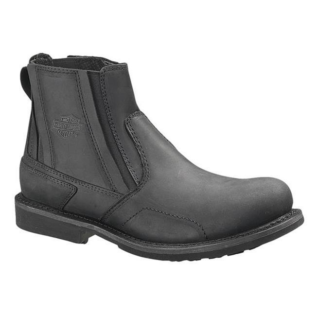 "Harley Davidson Footwear 5"" Cobine Black"