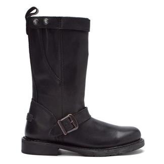 "Harley Davidson Footwear 10"" Dulcie SZ Black"