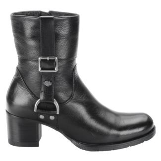 """Harley Davidson Footwear 8"""" Sadie SZ Black"""