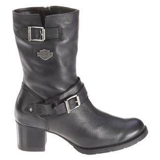 "Harley Davidson Footwear 9"" Serita SZ Black"