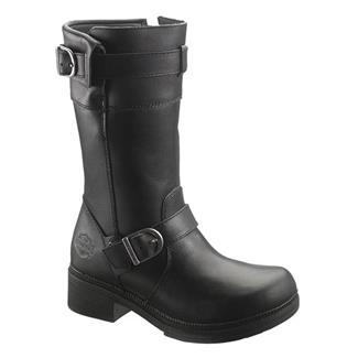 "Harley Davidson Footwear 9"" Felicity Black"
