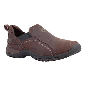 Timberland Earthkeepers Front Country Slip-On Dark Brown Oiled Nubuck