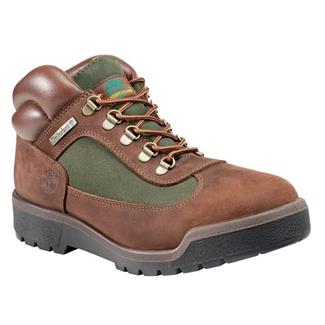 Timberland Icon Field WP Brown Nubuck / Olive Green