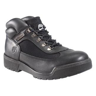 Timberland Icon Field WP Black Smooth