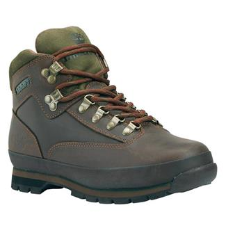 Timberland Heritage Euro Hiker Brown Smooth