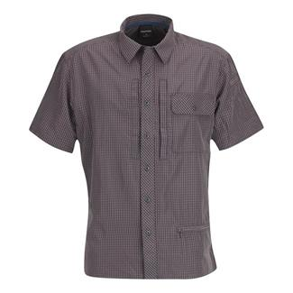 Propper Independent Button Up Shirts Charcoal Plaid