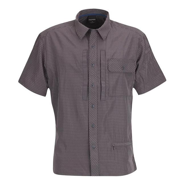 Propper Covert Button-Up Shirt Charcoal Plaid