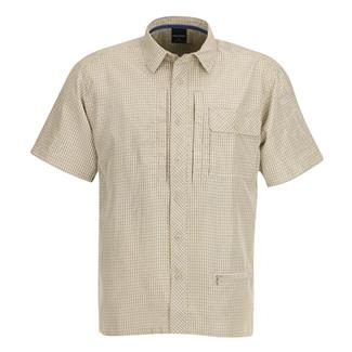 Propper Covert Button-Up Shirt Khaki Plaid
