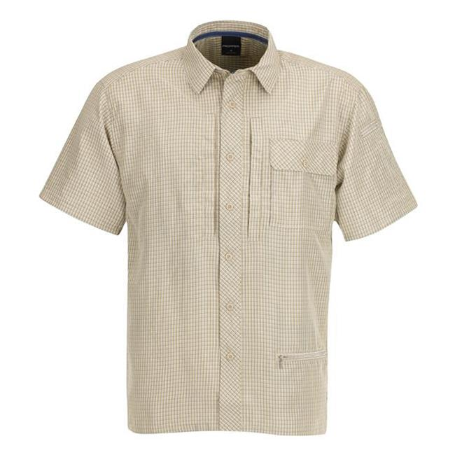 Propper Independent Button Up Shirts Khaki Plaid