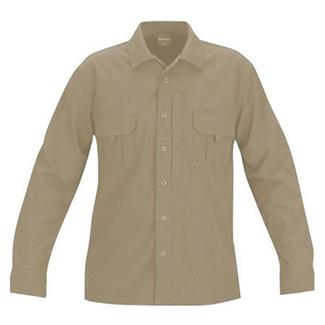 Propper Long Sleeve Sonora Shirts Khaki