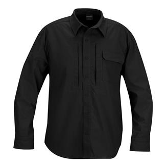 Propper Long Sleeve STL Shirts Black