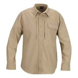 Propper Long Sleeve STL Shirts Khaki