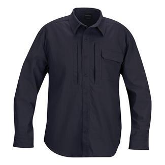 Propper Long Sleeve STL Shirts LAPD Navy