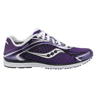 Saucony Type A5 Purple / White
