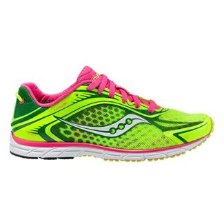 Saucony Type A5 Citron / Pink