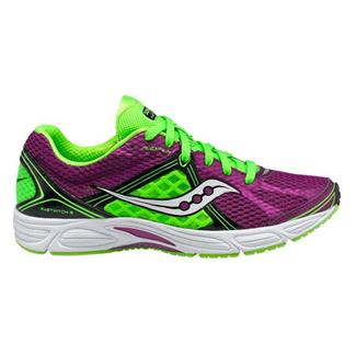 Saucony Fastwitch 6 Purple / Slime