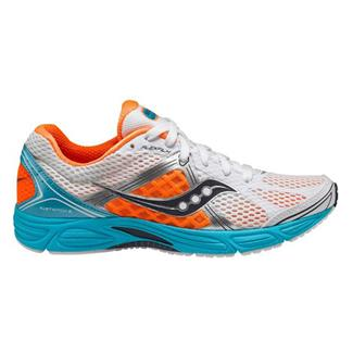 Saucony Fastwitch 6 Light Blue / Orange / White
