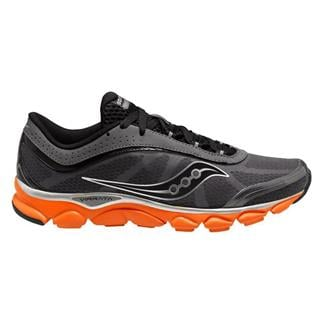 Saucony Virrata Gray / Black / Orange