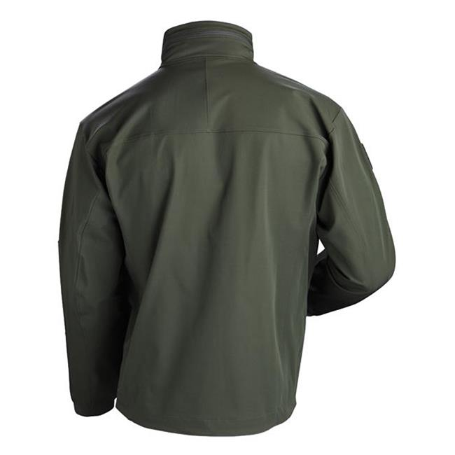 Smith and Wesson M&P Portland Jacket OD Green