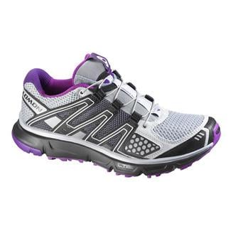 Salomon XR Mission Light Onyx / Black / Anemone Purple