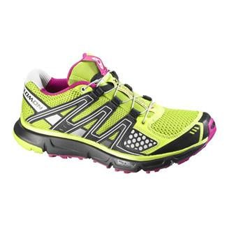 Salomon XR Mission Organic Green / Black / Fancy Pink