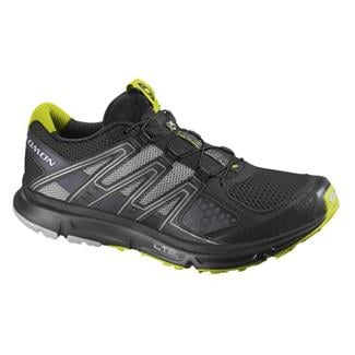 Salomon XR Mission Black / Light Onyx / Organic Green