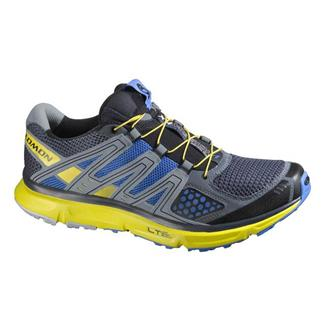 Salomon XR Mission Gray Denim / Canary Yellow / Union Blue