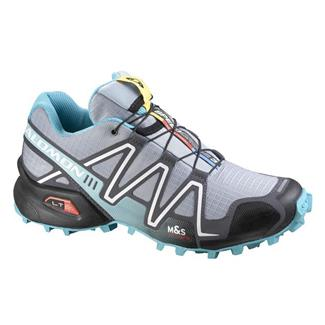 Salomon Speedcross 3 Light Onyx / Dark Cloud / Azure Blue