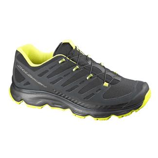 Salomon Synapse Black / Dark Cloud / Mimosa Yellow