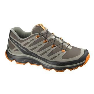 Salomon Synapse Swamp / Dark Titanium / Spring Orange