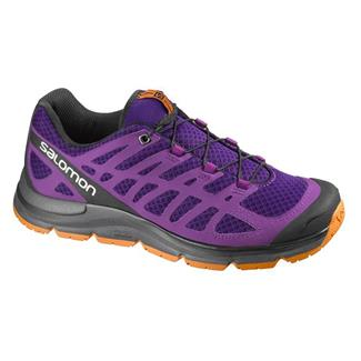 Salomon Synapse Grape Juice / Anemone Purple / Spring Orange