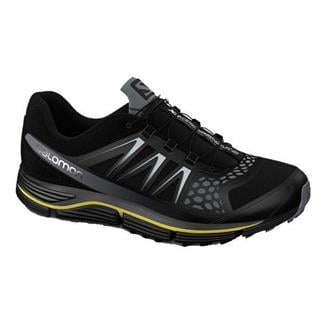 Salomon XR Crossmax 2 Black / Dark Cloud / Canary Yellow