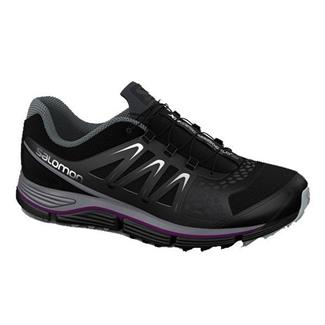 Salomon XR Crossmax 2 Black / Dark Cloud / Grape Juice